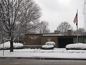 Park Forest Police Station blotter reports