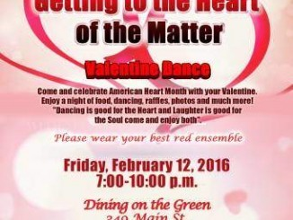 Getting to the Heart of the Matter Valentine's Dance