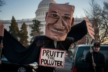 Sparking 'The Fight of a Lifetime,' Senate Puts Fossil Fuel Ally at Helm of EPA