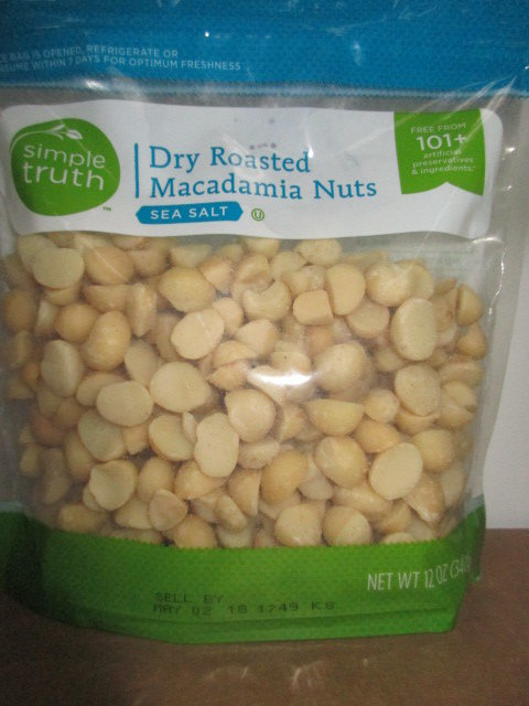 Recalled Macadamia Nuts