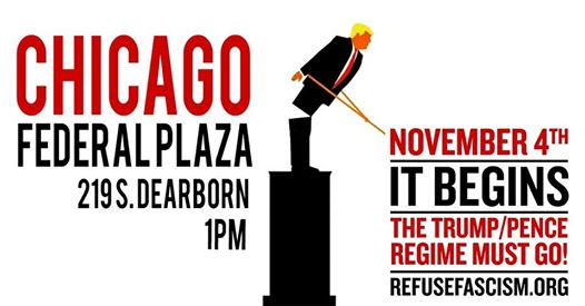 Nov. 4 National Protests