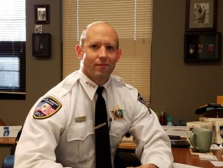 Police Chief Christopher Mannino