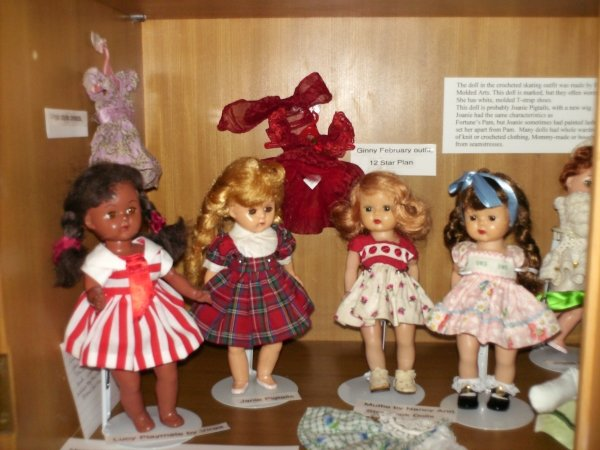 House Museum Dolls