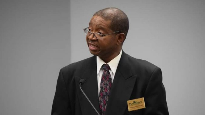 Phillip Perkins, EDAG, appointments, commissioners