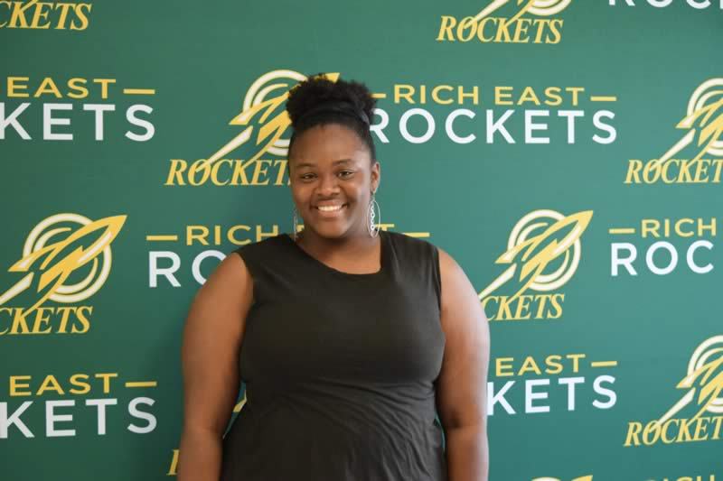 Rakecia Jenkins, Head Men's and Women's Volleyball Coach