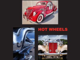HOT WHEELS coming to Tall Grass Arts Association