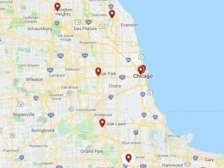 Super-site voting locations in cook county